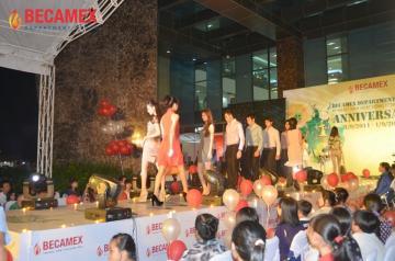 Kỷ niệm 1 năm khai trương TTTM Becamex